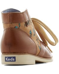 Keds - Paint That Something Bootie - Lyst