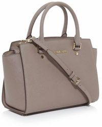 Michael Kors Selma Small Tote Bag - Lyst