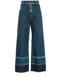 Rachel Comey Legion Wide-leg Cropped Jeans - Lyst