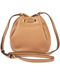 Marc By Marc Jacobs Leather Mini Bucket Bag - Lyst