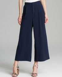 Elizabeth And James Pants Trenton Wide Leg - Lyst