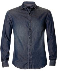 Tommy Hilfiger Denim Shirt - Lyst