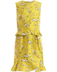 Erdem Talia Dress - Lyst