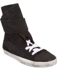 CA by Cinzia Araia - Wrapped High Top Sneaker - Lyst