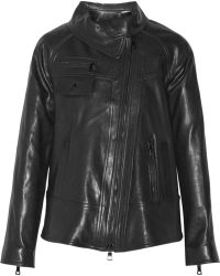 Proenza Schouler Leather Biker Jacket - Lyst