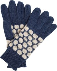 Linea Weekend | Circle Knit Glove | Lyst