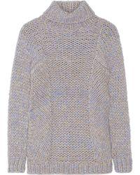 Zero + Maria Cornejo Arah Chunkyknit Alpacablend Turtleneck Sweater - Lyst