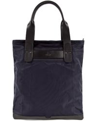 Sunspel - Showerproof Italian Nylon And Leather Tote Bag - Lyst