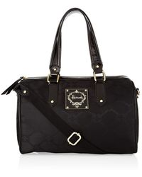Harrods - Jacquard Barrel Bag - Lyst