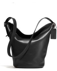 Coach Black Borsa Nero - Lyst