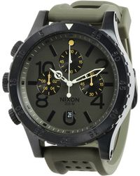 Nixon The 48-20 Chrono P - Lyst