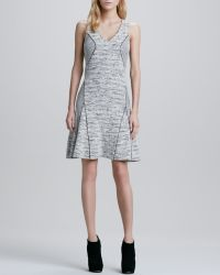 Sachin & Babi Francisca Sleeveless Knit Dress - Lyst