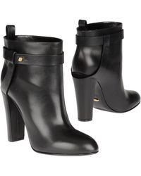 Sergio Rossi Shoe Boots - Lyst