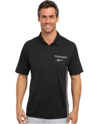 Nike Golf Lightweight Innovation Cool Polo - Lyst