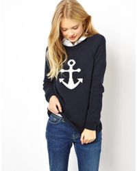 Jack Wills - Anchor Jumper - Lyst