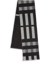 Burberry   Wool & Cashmere Blanket Scarf   Lyst