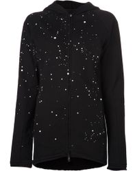 BLK OPM - Dripped Paint Hoodie - Lyst