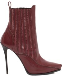 McQ by Alexander McQueen The Lex Chelsea Ankle Boot - Lyst