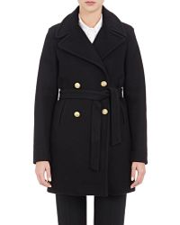 Band of Outsiders - Women's Classic Peacoat - Lyst