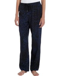 Sea - Leopard Pyjama Trousers - Lyst