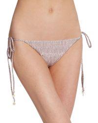 Tori Praver Swimwear Coco Bikini Bottom - Lyst