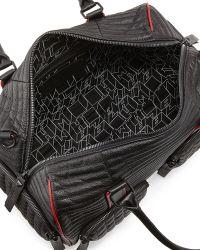 L.A.M.B.   Ibis Metallic Leather Tote Bag   Lyst