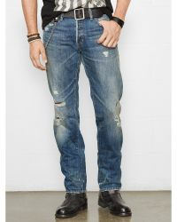 Denim & Supply Ralph Lauren Straight-Fit Russel Jean - Lyst