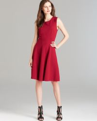 Rachel Roy Seamed Dress - Lyst