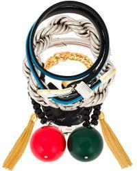 Toga - Set Of 4 Bracelets - Lyst