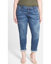 Kut From The Kloth 'Catherine' Boyfriend Jeans - Lyst