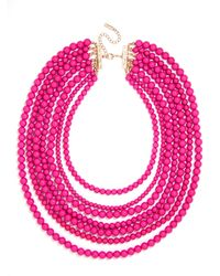 Baublebar Bold Beaded Strands - Lyst