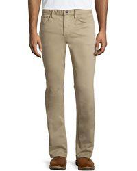 Joe's Jeans Gianni Brixton Slim-Fit Pants - Lyst