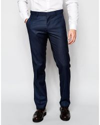Vito - Trousers In Slim Fit - Lyst