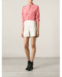 See By Chloé Lightweight Blouse - Lyst
