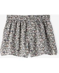 Druthers | Micro Floral Boxer | Lyst