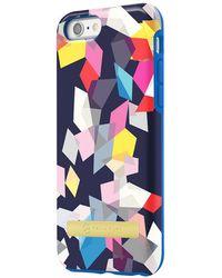Trina Turk - Iphone 6 Case - Confetti Blue - Lyst