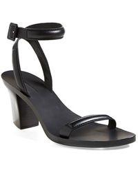 Alexander Wang Women'S 'Ilva' Ankle Strap Sandal - Lyst