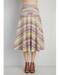 Effie's Heart - Next On Deck Skirt In Kaleidoscope - Lyst