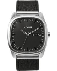 Nixon Identity Black Watch - Lyst