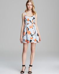 Mink Pink Dress Queens Garden - Lyst