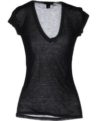 John Richmond Beachwear Short Sleeve T-Shirt - Lyst
