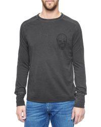 True Religion European Skull Mens T-Shirt - Lyst