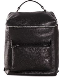 Vivienne Westwood 'Punk Pocket' Backpack - Lyst