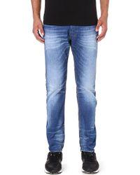 Diesel Tepphar Slim-fit Tapered Jeans L30 - Lyst