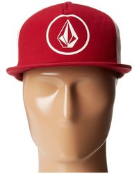 Volcom Shhh Its A Hat - Lyst
