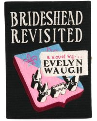 Olympia Le-Tan 'Brideshead Revisited' Clutch - Lyst