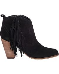 Steve Madden | Ohio Suede Boots | Lyst