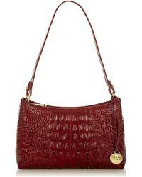 Brahmin Anytime Leather Mini Shoulder Bag - Lyst