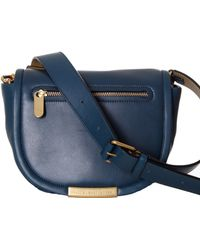 Marc By Marc Jacobs Luna Leather X-Body Shoulder Bag Mar By Marc Jacobs - Lyst