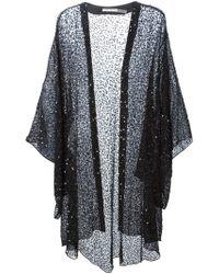 Alice + Olivia 'Oceana' Embellished Kimono - Lyst